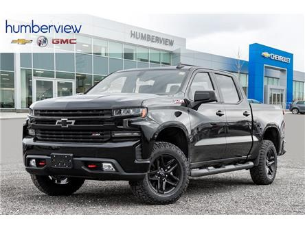 2020 Chevrolet Silverado 1500 LT Trail Boss (Stk: 20SL052) in Toronto - Image 1 of 19