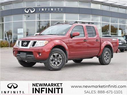 2019 Nissan Frontier PRO-4X (Stk: UI1260) in Newmarket - Image 1 of 27
