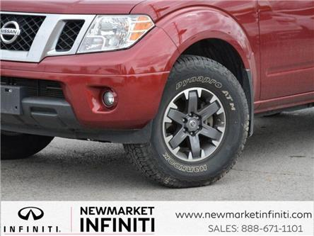 2019 Nissan Frontier PRO-4X (Stk: UI1260) in Newmarket - Image 2 of 27