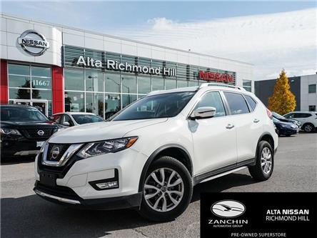 2017 Nissan Rogue SV (Stk: RU2763) in Richmond Hill - Image 1 of 23