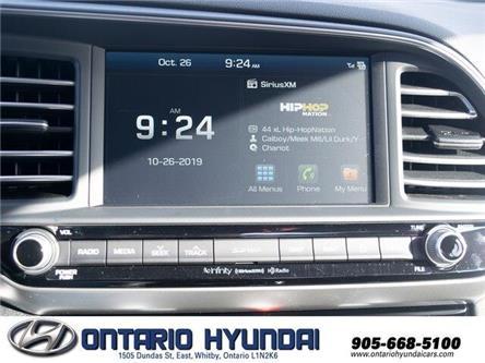 2020 Hyundai Elantra Ultimate (Stk: 952851) in Whitby - Image 2 of 21