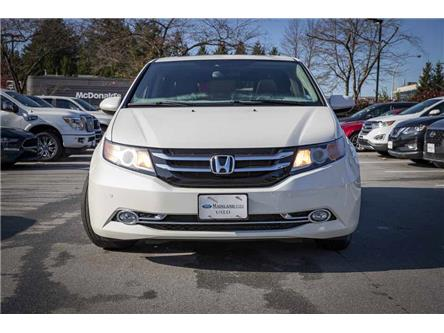 2017 Honda Odyssey Touring (Stk: P2641) in Vancouver - Image 2 of 22