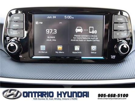 2020 Hyundai Tucson Preferred w/Sun & Leather Package (Stk: 089981) in Whitby - Image 2 of 20