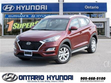 2020 Hyundai Tucson Preferred w/Sun & Leather Package (Stk: 096480) in Whitby - Image 1 of 20