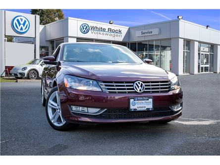2014 Volkswagen Passat 2.0 TDI Highline (Stk: VW0993) in Vancouver - Image 1 of 22
