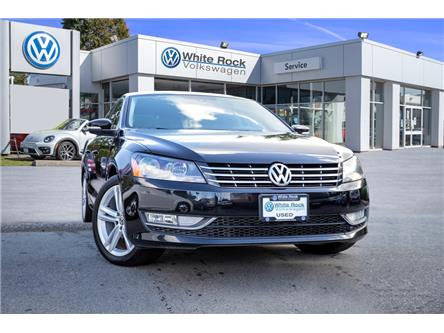 2014 Volkswagen Passat 2.0 TDI Highline (Stk: VW0994) in Vancouver - Image 1 of 20