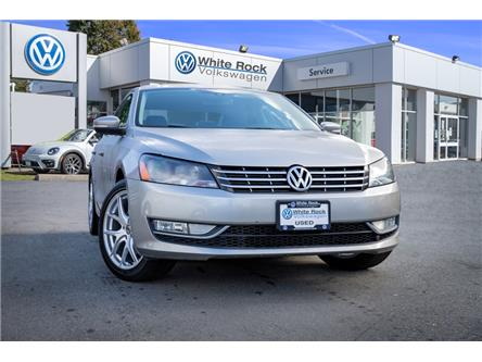 2014 Volkswagen Passat 2.0 TDI Highline (Stk: VW0984) in Vancouver - Image 1 of 22