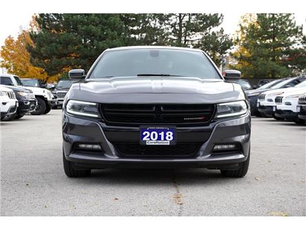 2018 Dodge Charger GT AWD| SUPER TRACK PAK| SUNROOF| NAV| ALPINE (Stk: DR110) in Burlington - Image 2 of 50