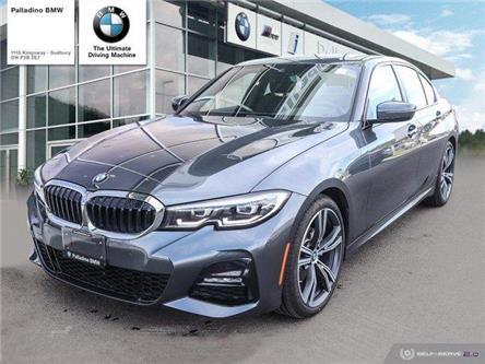 2019 BMW 330i xDrive (Stk: 0080) in Sudbury - Image 1 of 21