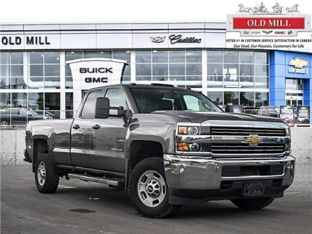 2015 Chevrolet Silverado 2500HD WT (Stk: 114822U) in Toronto - Image 1 of 30