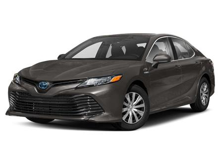 2020 Toyota Camry Hybrid LE (Stk: 51908) in Sarnia - Image 1 of 9