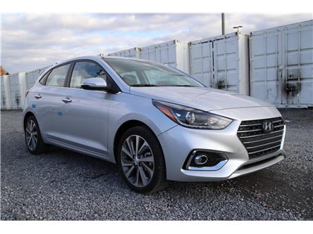 2020 Hyundai Accent Ultimate (Stk: R05175) in Ottawa - Image 1 of 10