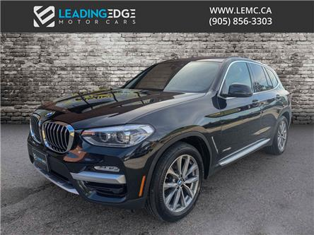 2018 BMW X3 xDrive30i (Stk: 16764) in Woodbridge - Image 1 of 22