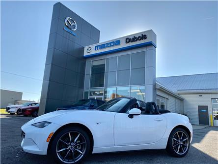 2016 Mazda MX-5 GT (Stk: UC5786) in Woodstock - Image 1 of 17
