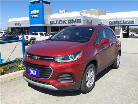 2020 Chevrolet Trax LT (Stk: L012) in Grimsby - Image 1 of 14