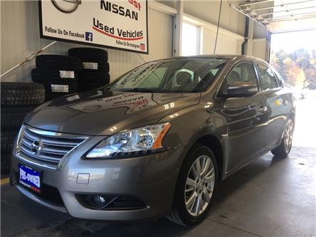 2015 Nissan Sentra 1.8 SL (Stk: 19397A) in Owen Sound - Image 1 of 12