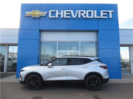 2020 Chevrolet Blazer LT (Stk: 20033) in STETTLER - Image 1 of 17