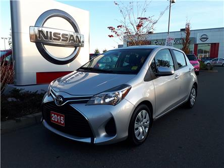 2015 Toyota Yaris LE (Stk: 9K2132A) in Courtenay - Image 1 of 9