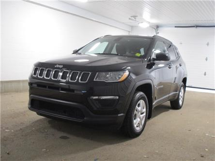 2018 Jeep Compass Sport (Stk: 1938771) in Regina - Image 1 of 32