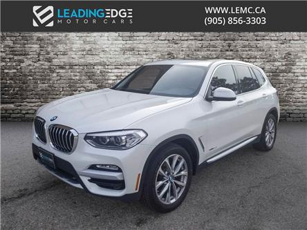 2018 BMW X3 xDrive30i (Stk: 16774) in Woodbridge - Image 1 of 27
