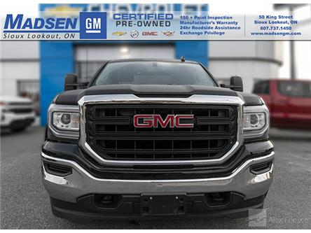 2016 GMC Sierra 1500 Base (Stk: A19293) in Sioux Lookout - Image 2 of 11