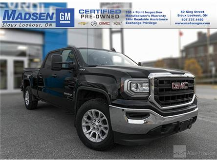 2016 GMC Sierra 1500 Base (Stk: A19293) in Sioux Lookout - Image 1 of 11
