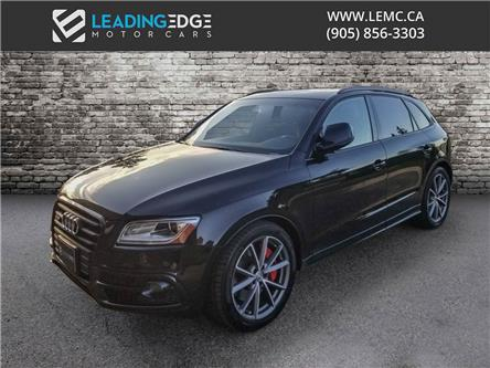 2017 Audi SQ5 3.0T Progressiv (Stk: 16859) in Woodbridge - Image 1 of 21