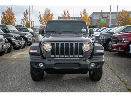 2020 Jeep Wrangler Unlimited Sport (Stk: L124246) in Abbotsford - Image 2 of 24
