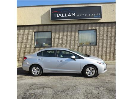 2014 Honda Civic LX (Stk: ) in Kingston - Image 2 of 16