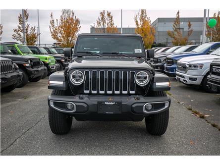 2020 Jeep Wrangler Unlimited Sahara (Stk: L138279) in Abbotsford - Image 2 of 24