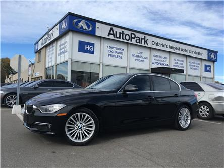 2015 BMW 320i xDrive (Stk: 15-75269) in Brampton - Image 1 of 27