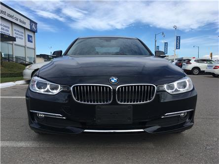 2015 BMW 320i xDrive (Stk: 15-75269) in Brampton - Image 2 of 27