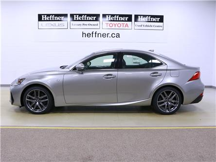 2020 Lexus IS 300 Base (Stk: 203095) in Kitchener - Image 2 of 3