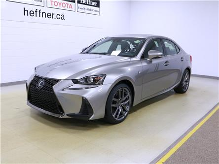 2020 Lexus IS 300 Base (Stk: 203095) in Kitchener - Image 1 of 3