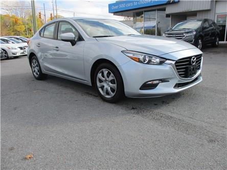 2018 Mazda Mazda3 GX (Stk: 191600) in Kingston - Image 1 of 13