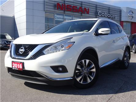2016 Nissan Murano SL (Stk: GN137264) in Cobourg - Image 1 of 30