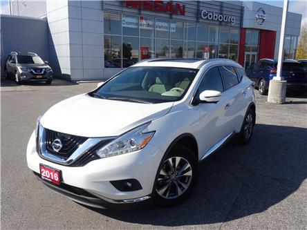 2016 Nissan Murano SL (Stk: GN137264) in Cobourg - Image 2 of 30