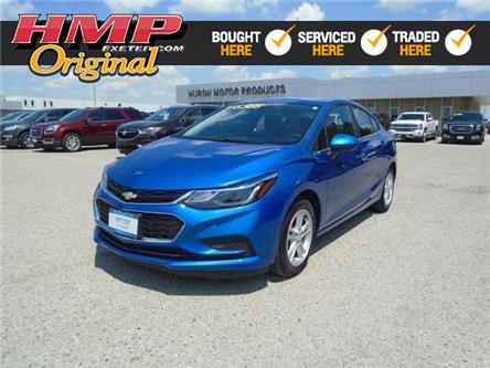 2017 Chevrolet Cruze LT Auto (Stk: 74208) in Exeter - Image 1 of 30