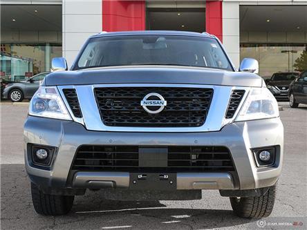 2019 Nissan Armada SL (Stk: P7509) in Etobicoke - Image 2 of 27