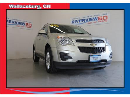 2015 Chevrolet Equinox 1LT (Stk: 19112A) in WALLACEBURG - Image 1 of 20