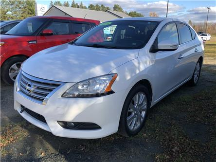 2015 Nissan Sentra 1.8 SL (Stk: C5111A) in Miramichi - Image 1 of 11