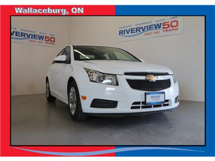 2013 Chevrolet Cruze LT Turbo (Stk: 19403A) in WALLACEBURG - Image 1 of 17