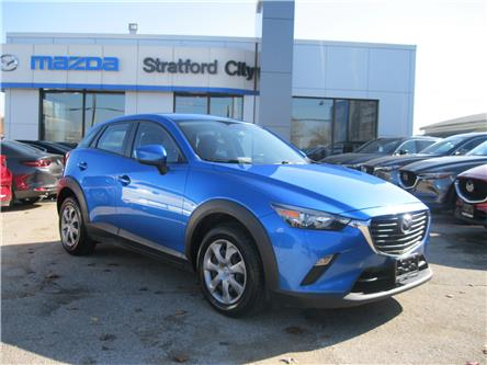2016 Mazda CX-3 GX (Stk: 00572) in Stratford - Image 1 of 19