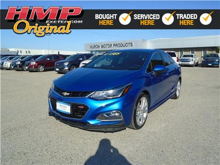 2016 Chevrolet Cruze Premier Auto (Stk: 73631) in Exeter - Image 1 of 30