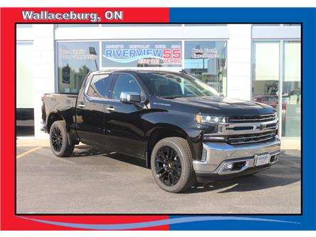 2020 Chevrolet Silverado 1500 LTZ (Stk: 20015) in WALLACEBURG - Image 1 of 7