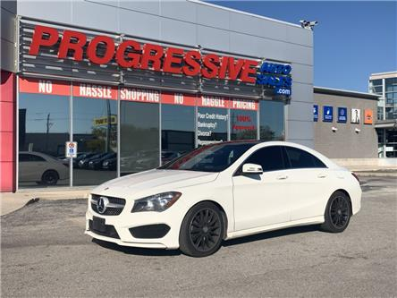 2014 Mercedes-Benz CLA-Class Base (Stk: EN087775) in Sarnia - Image 1 of 17