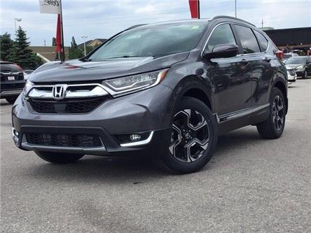 2019 Honda CR-V Touring (Stk: 191506) in Barrie - Image 1 of 23