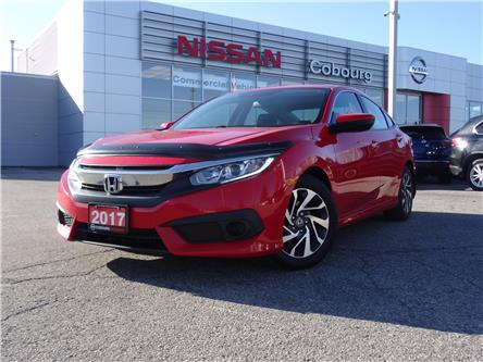 2017 Honda Civic EX (Stk: CKW347249A) in Cobourg - Image 1 of 25