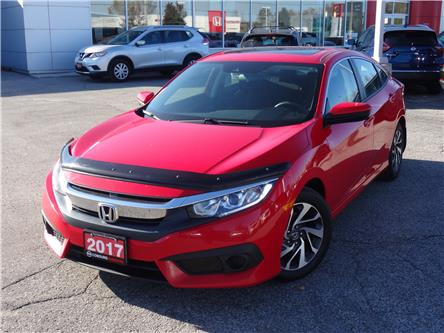 2017 Honda Civic EX (Stk: CKW347249A) in Cobourg - Image 2 of 25