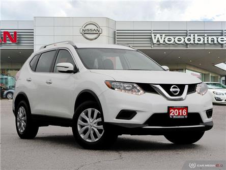 2016 Nissan Rogue S (Stk: P7521) in Etobicoke - Image 1 of 27
